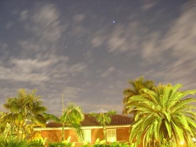 Nacht über dem Teide