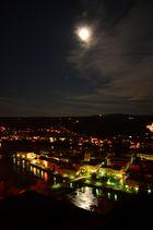 Nacht über Passau