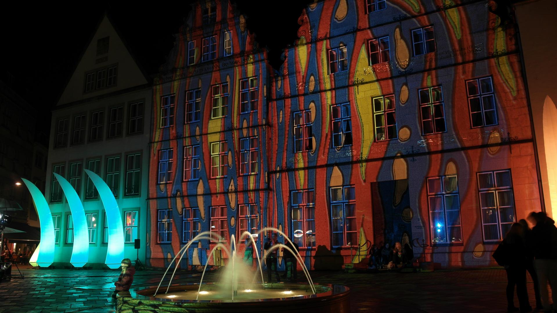 Nachtansichten Altstadt