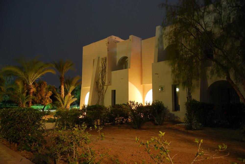 Nachtaufnahme Menzel Djerba