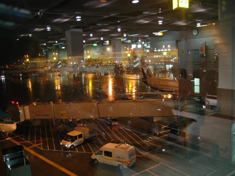 Nachtflughafen