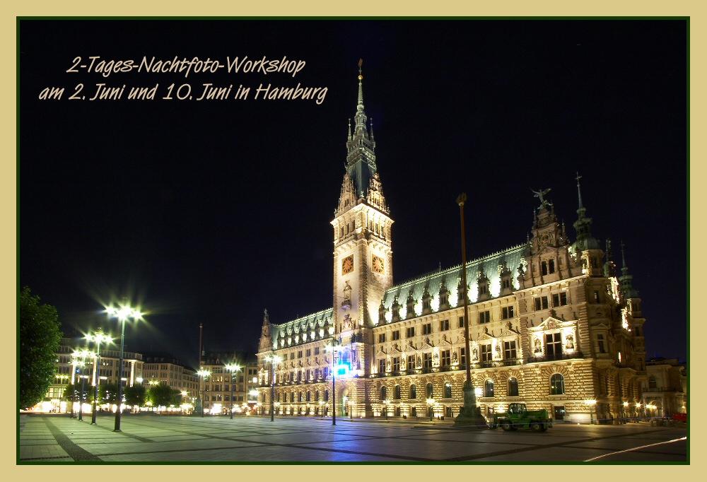 Nachtfotografie Workshop am 02.06./10.06.2007 2 Tage für Fortgeschrittene JETZT RESTPLÄTZE SICHERN!