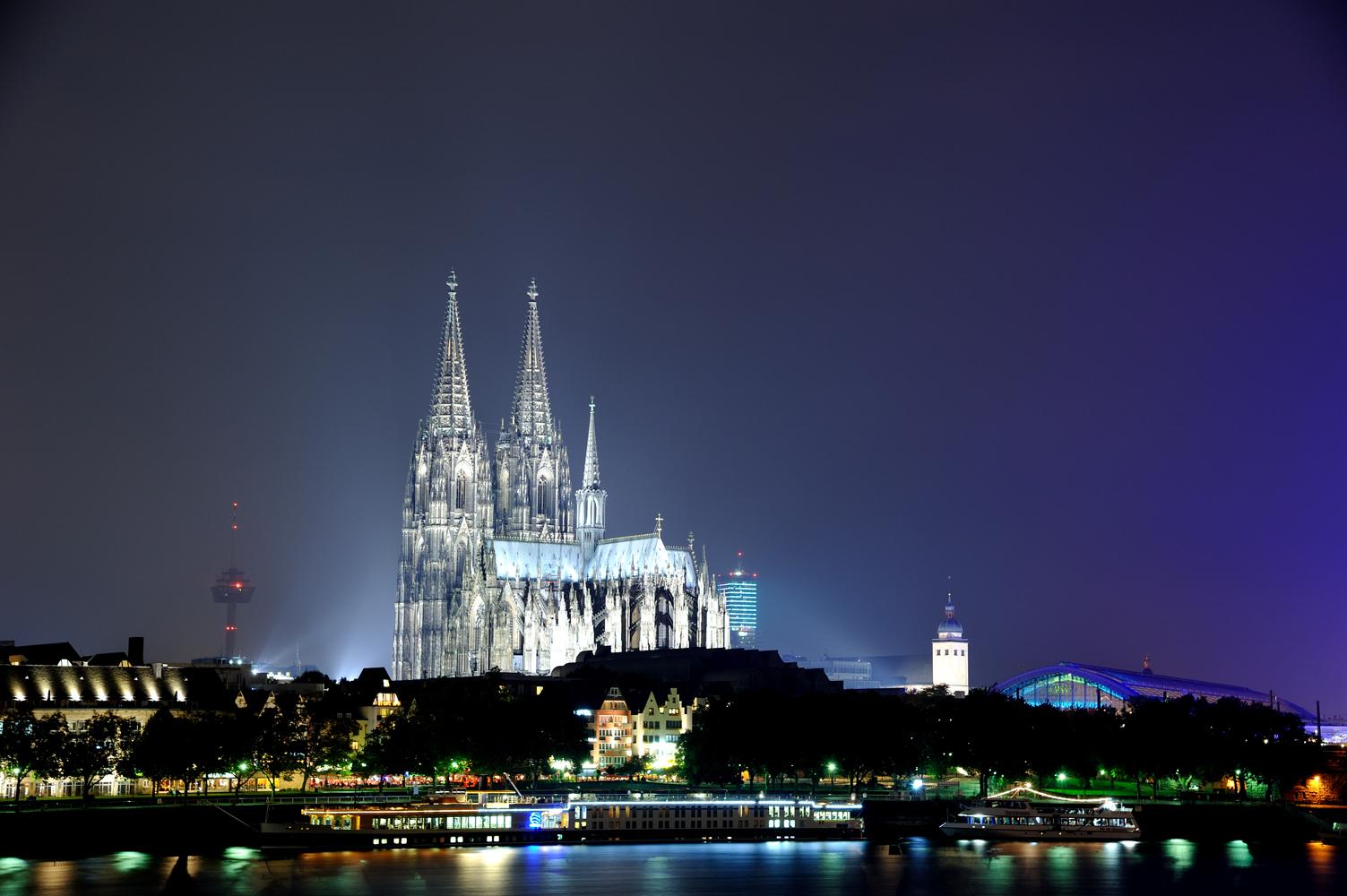 Nachtfotokurs am 5.10.2013 in Köln (2)