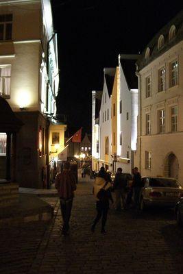 Nachtimpression aus der Altstadt