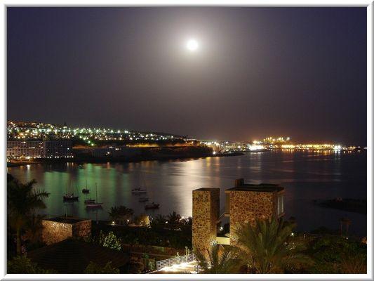 Nachtimpressionen auf Gran Canaria