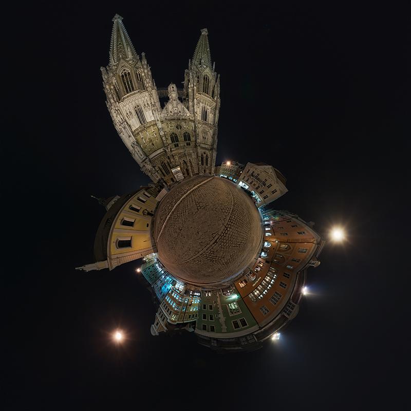 Nachtplanet St. Peter