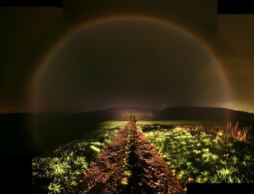 Nachtregenbogen