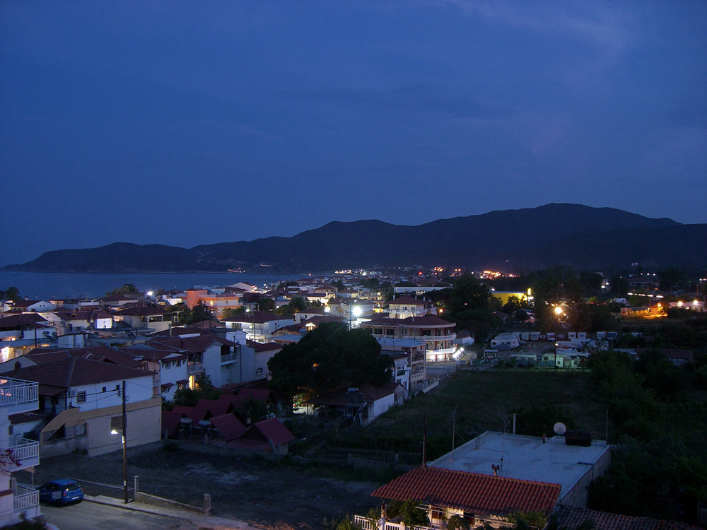 Nachtruhe in Sarti