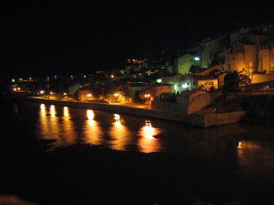Nachtruhe in Sisteron