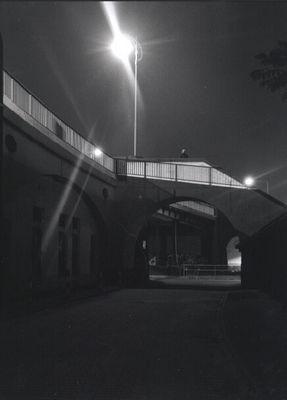 Nachts...