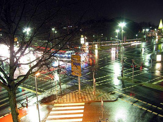 Nachts am Groner Tor