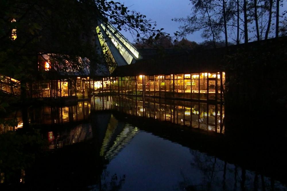 Nachts am Museum