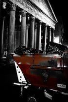 Nachts am Pantheon