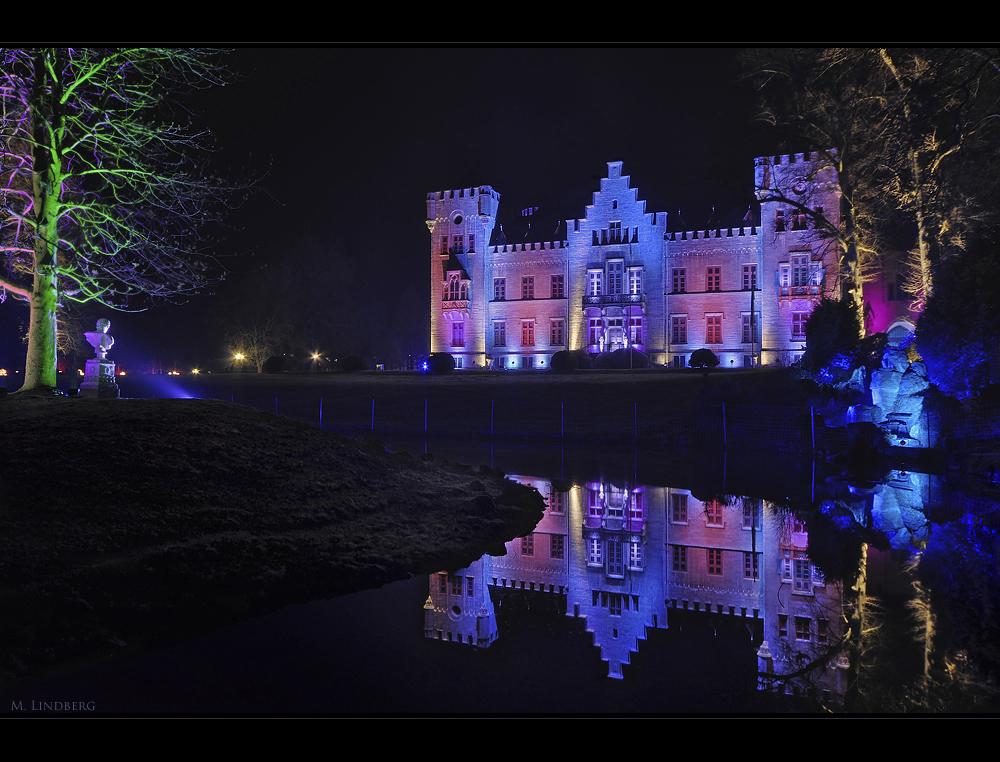 Nachts am Schloss Herdringen III
