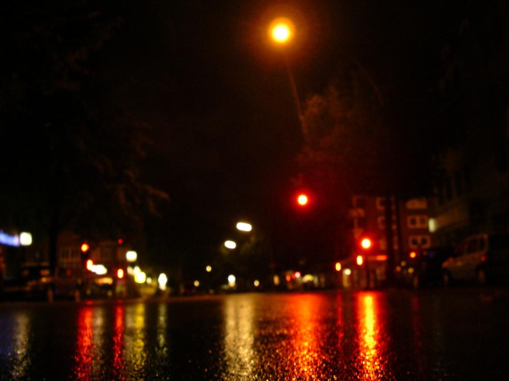 nachts im herzen der stadt.......