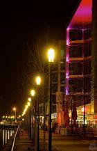Nachts im Innenhafen VII
