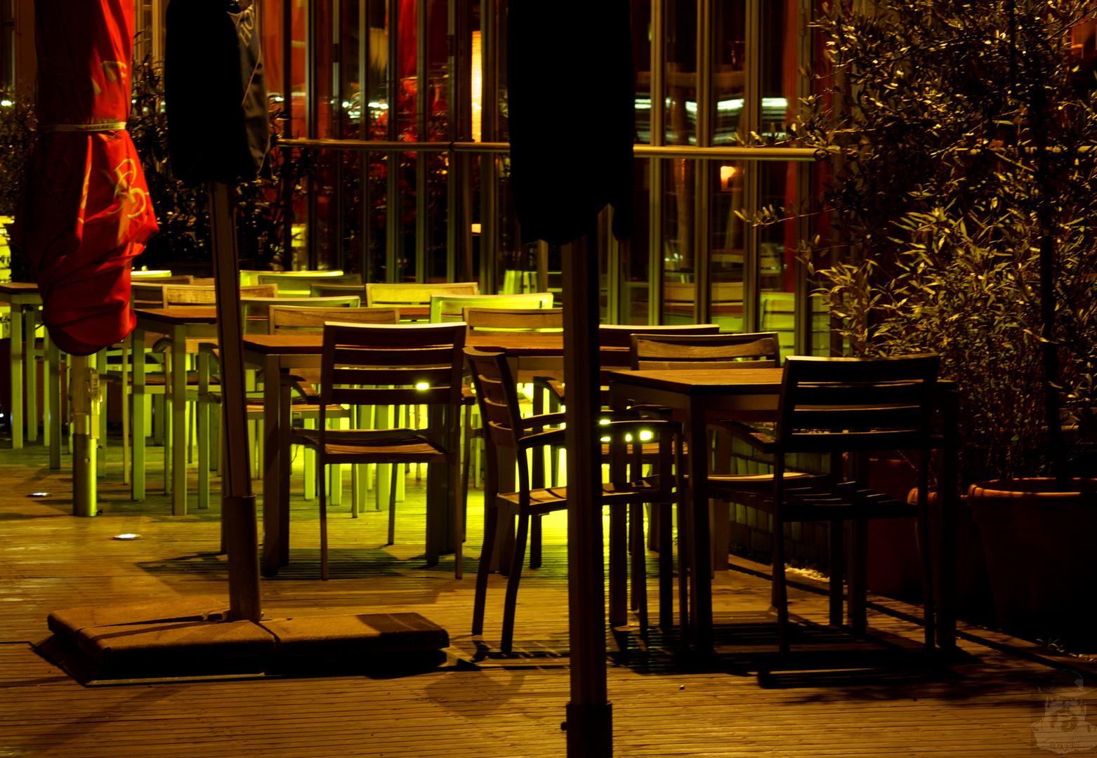 Nachts im Innenhafen X