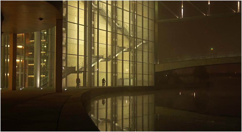 Nachts im Nebel durch Berlin – 02