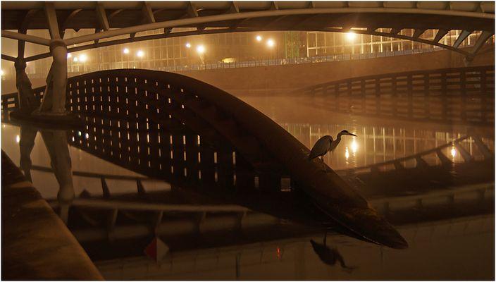 Nachts im Nebel durch Berlin – 03