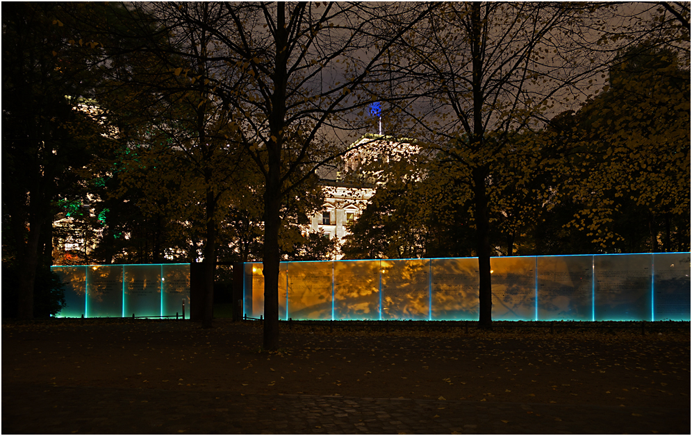Nachts im Regen durch Berlin 02