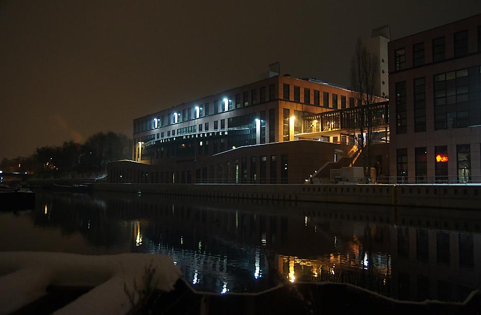 Nachts im Tempelhofer Hafen, 17.01.10 – 03