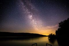 Nachts im Vogelsberg