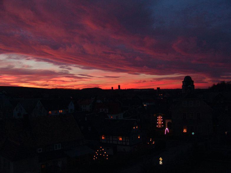 nachts im weihnachtsland
