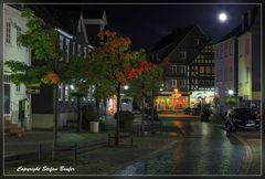 Nachts in Bad Laasphe 2