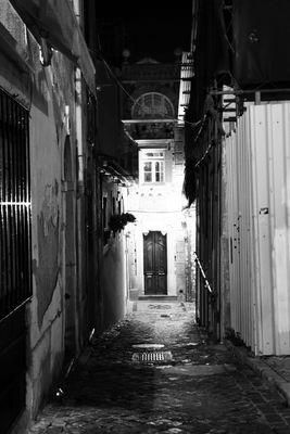 nachts in der alfama,lisboa,pr