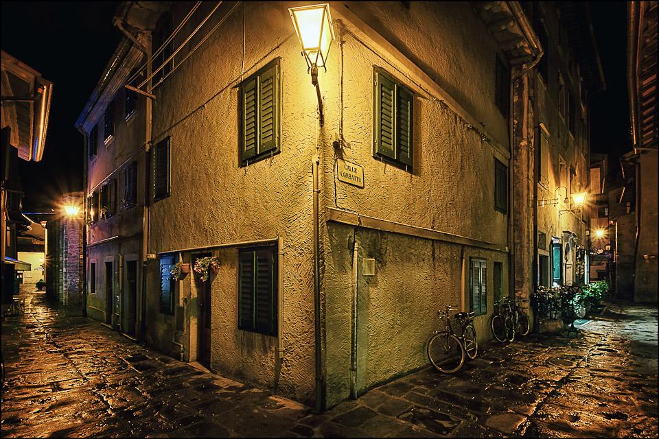 Nachts in der Altstadt