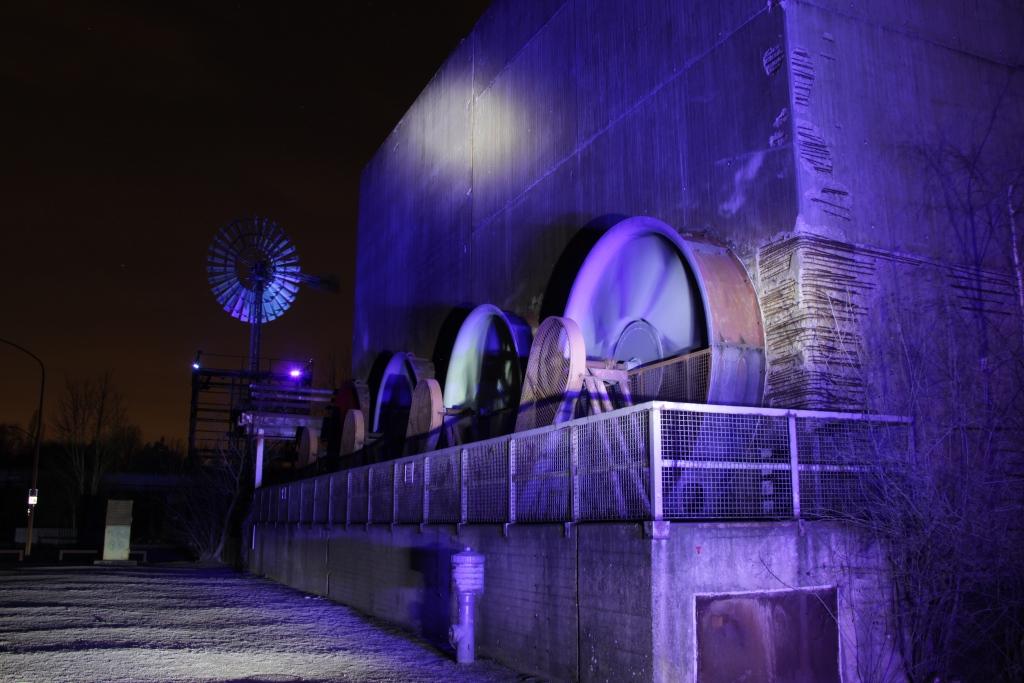 Nachts in Duisburg 2