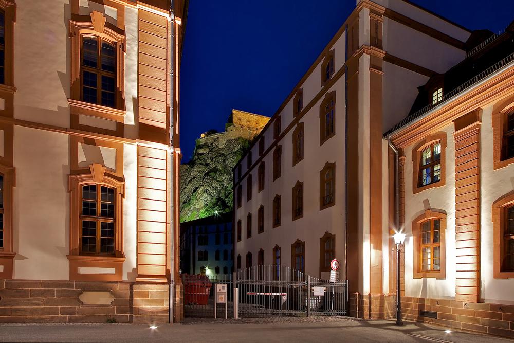 Nachts in Ehrenbreitstein (2)