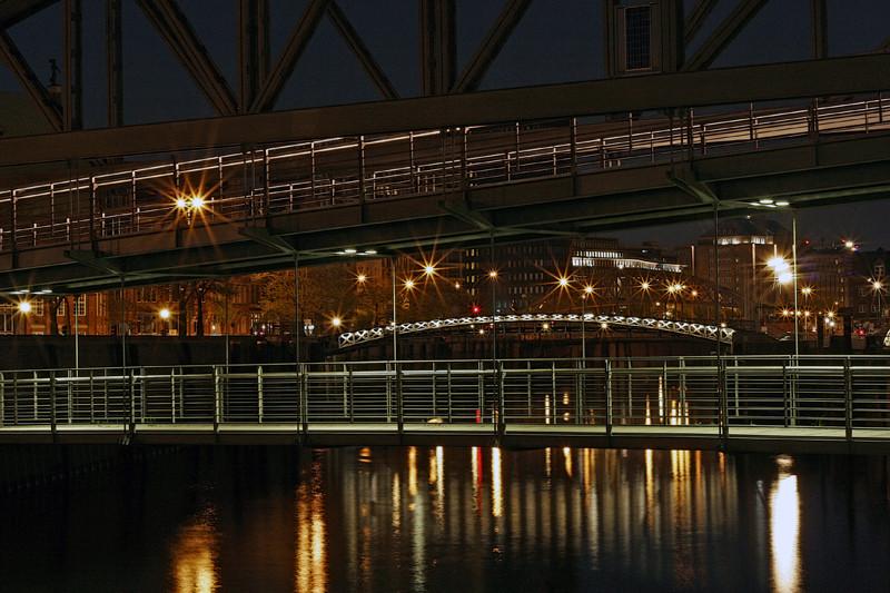Nachts in Hamburg