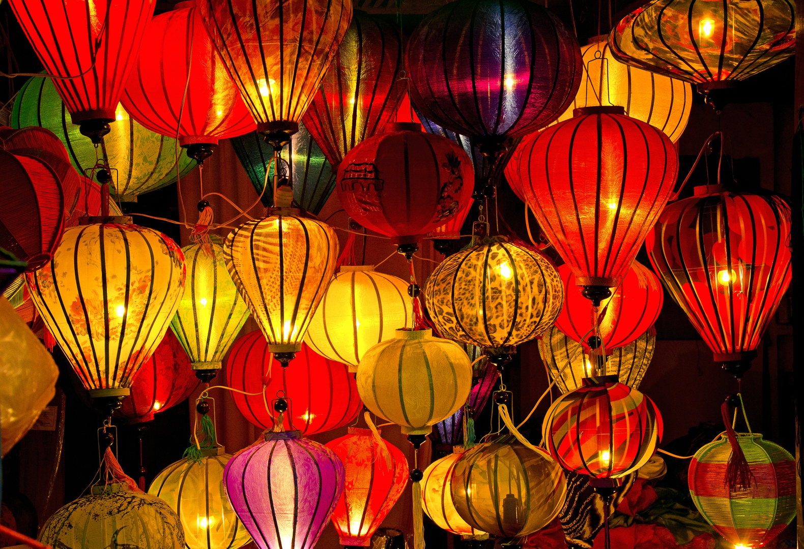 Nachts in Hoi An