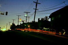 Nachts in LA
