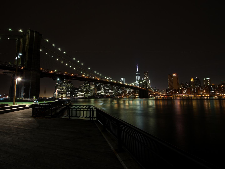 Nachts in New York