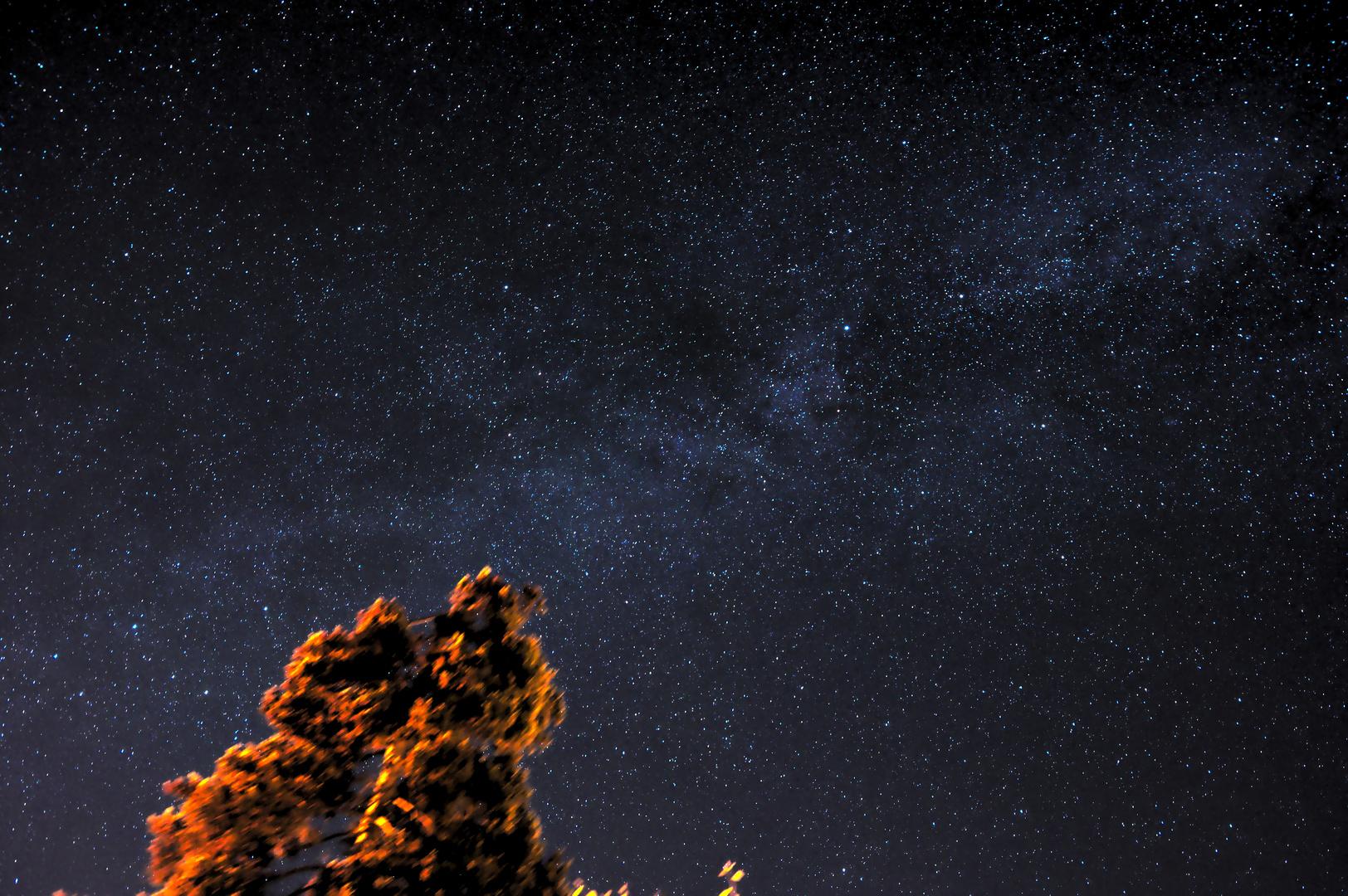 Nachts in Oberstdorf