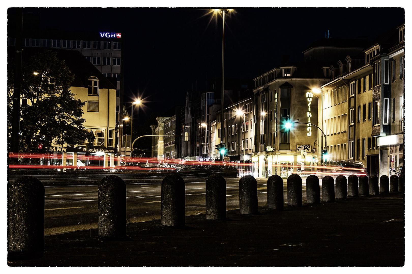 Nachts in Osnabrück