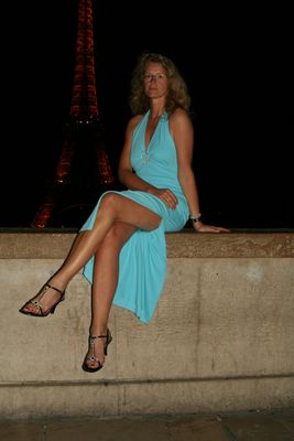 Nachts in Paris