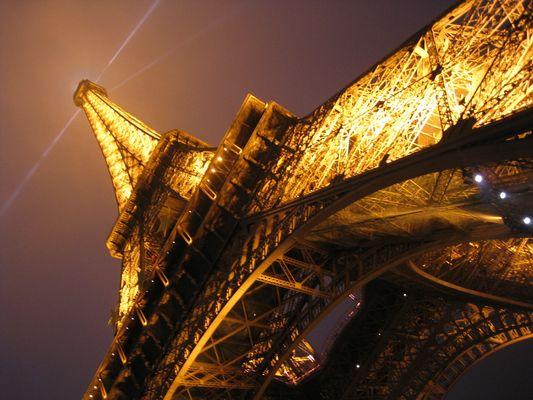 Nachts in Paris II