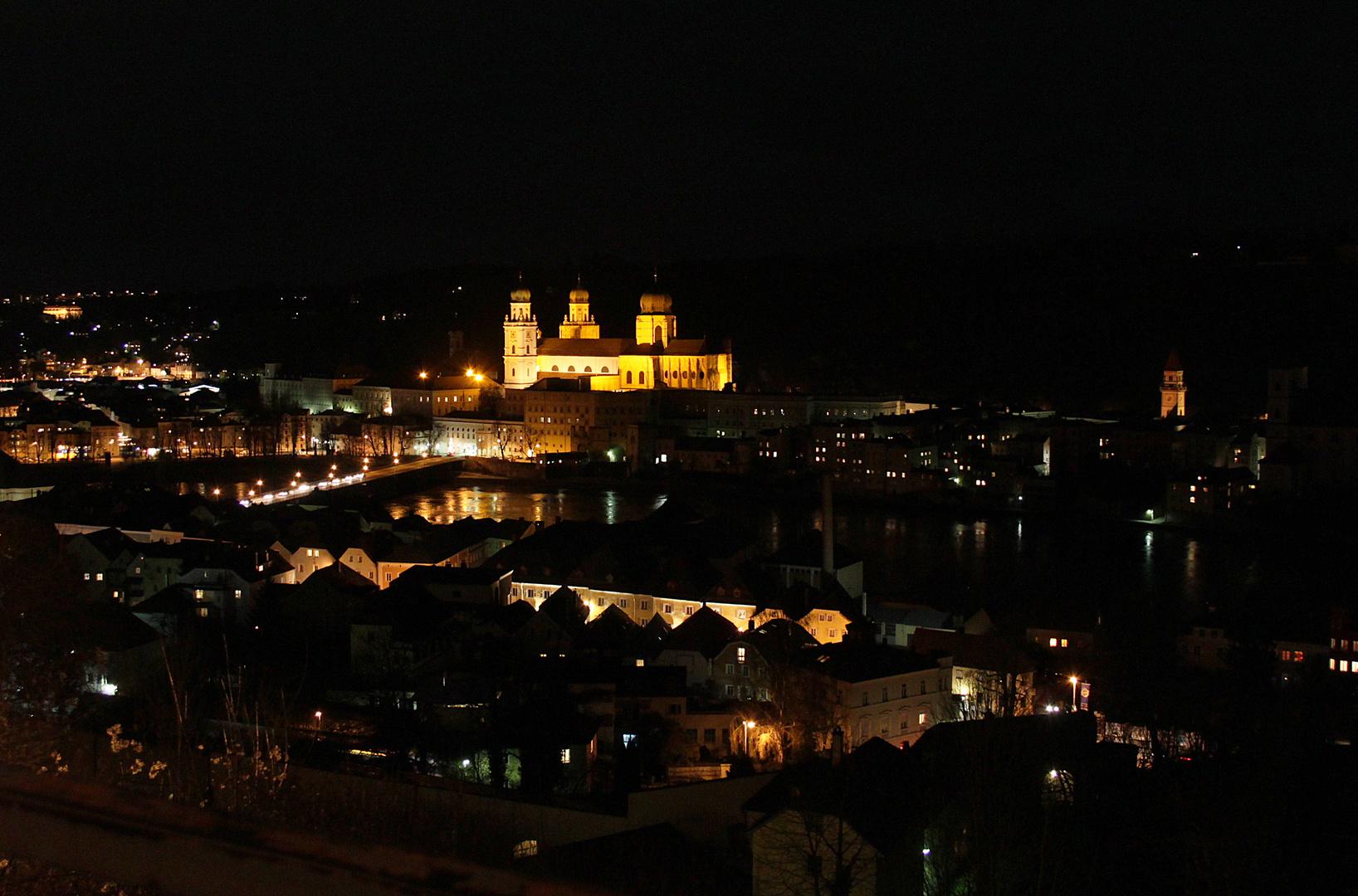 Nachts in Passau
