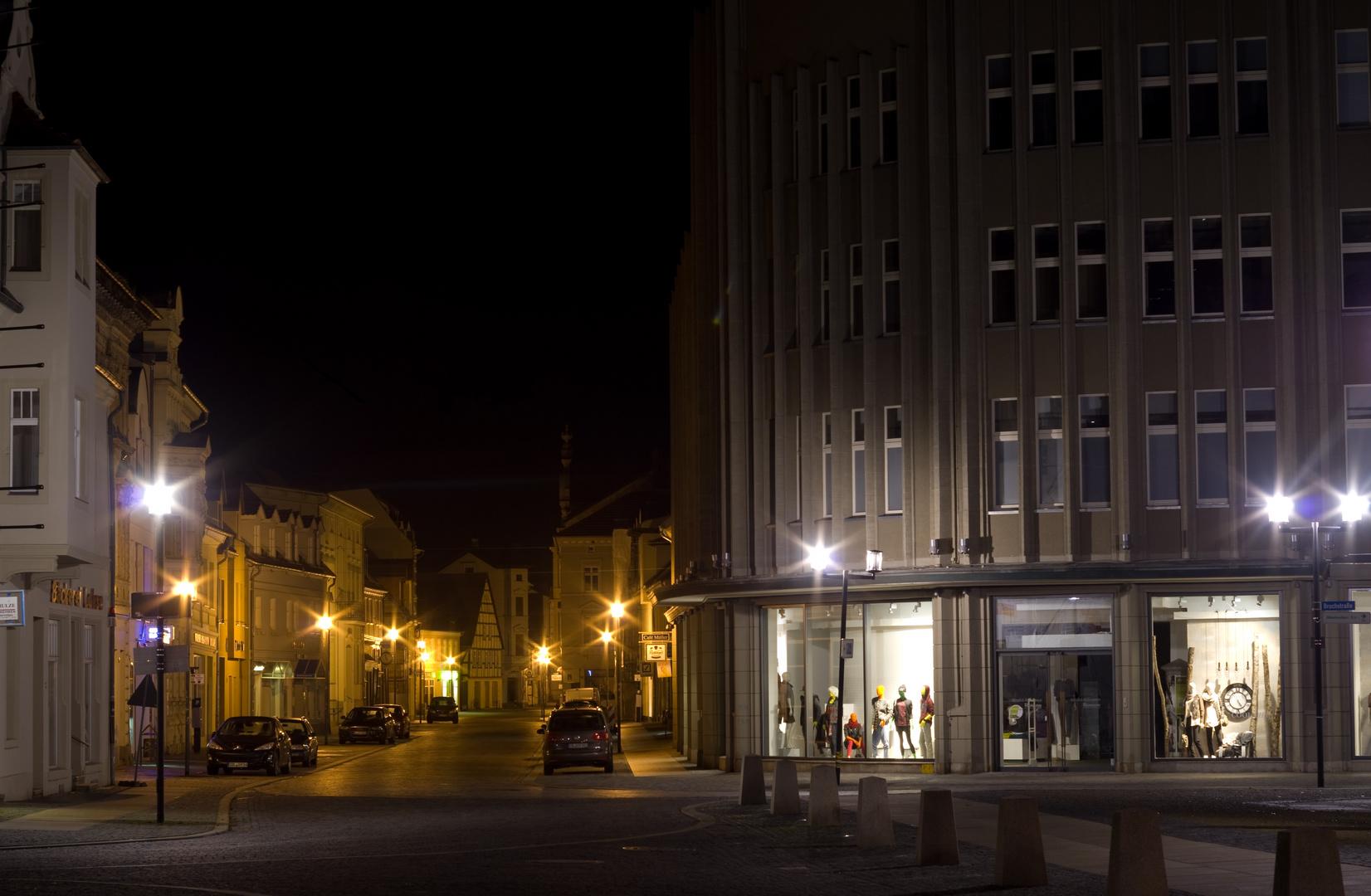 nachts in Stendal