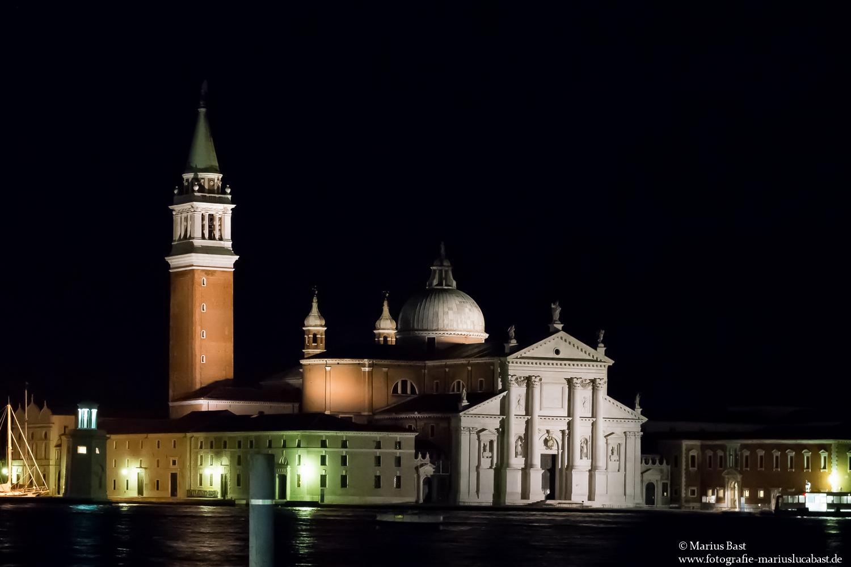 Nachts in Venedig...........