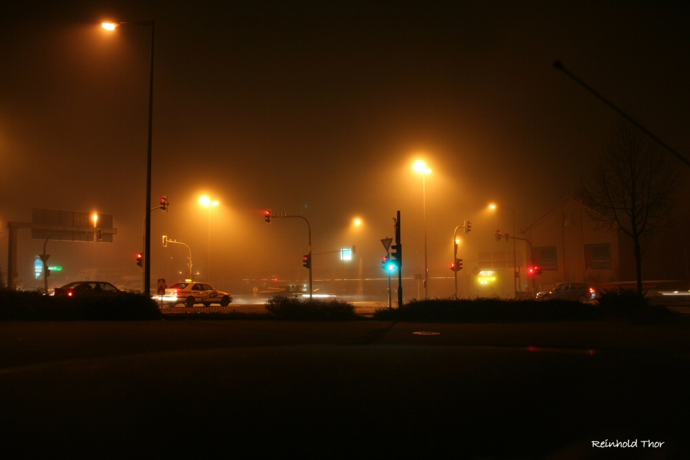 Nachts in.....Kreuztal