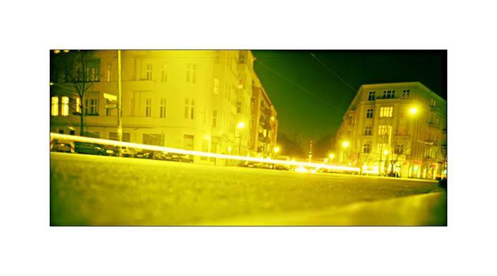 nachts ist's leise in berlin