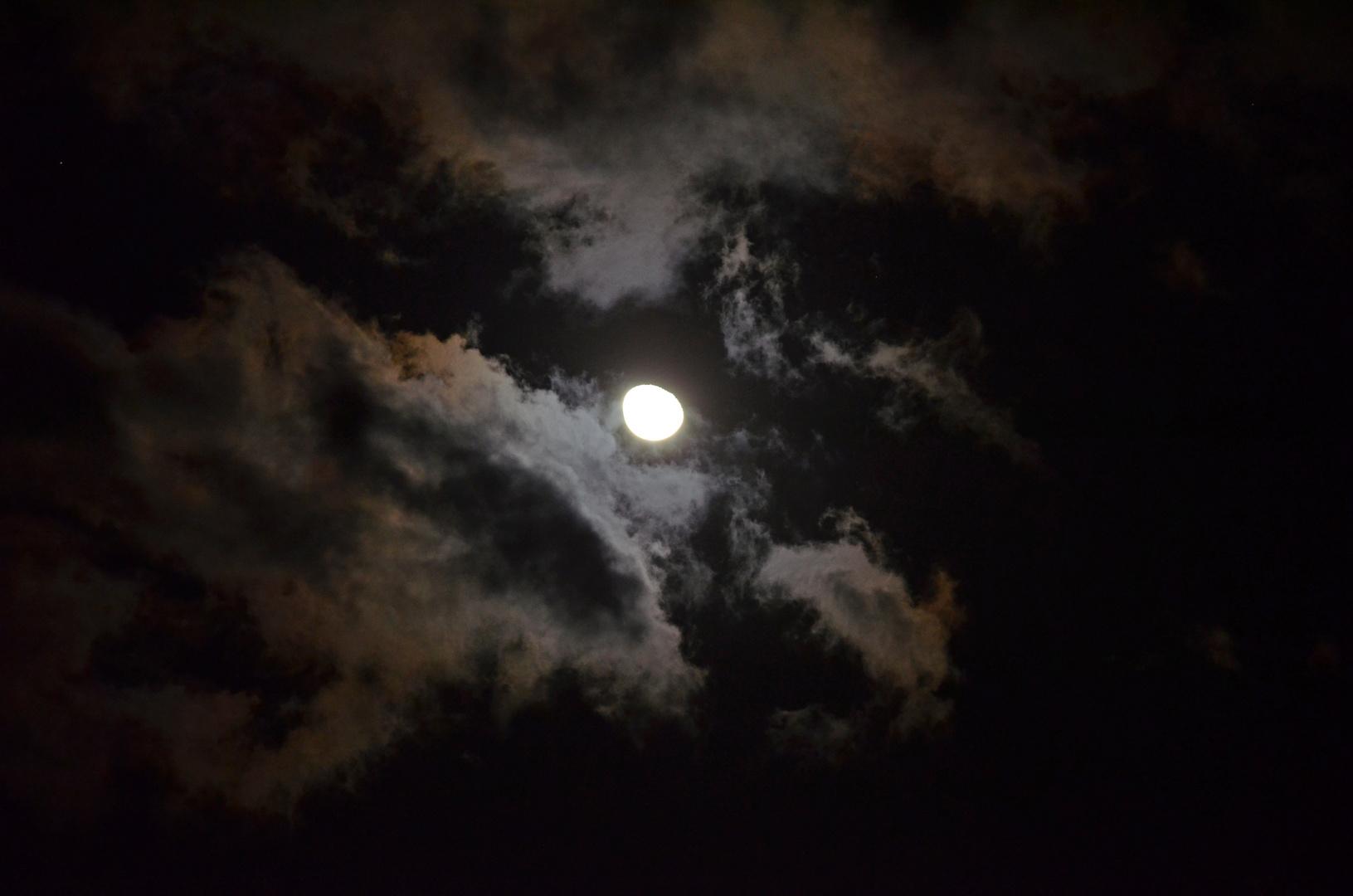 Nachts um 1