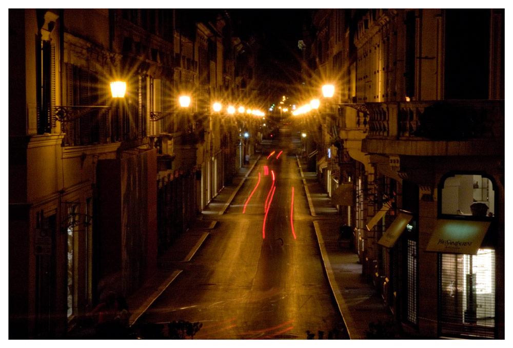 Nachts um 2 in Rom
