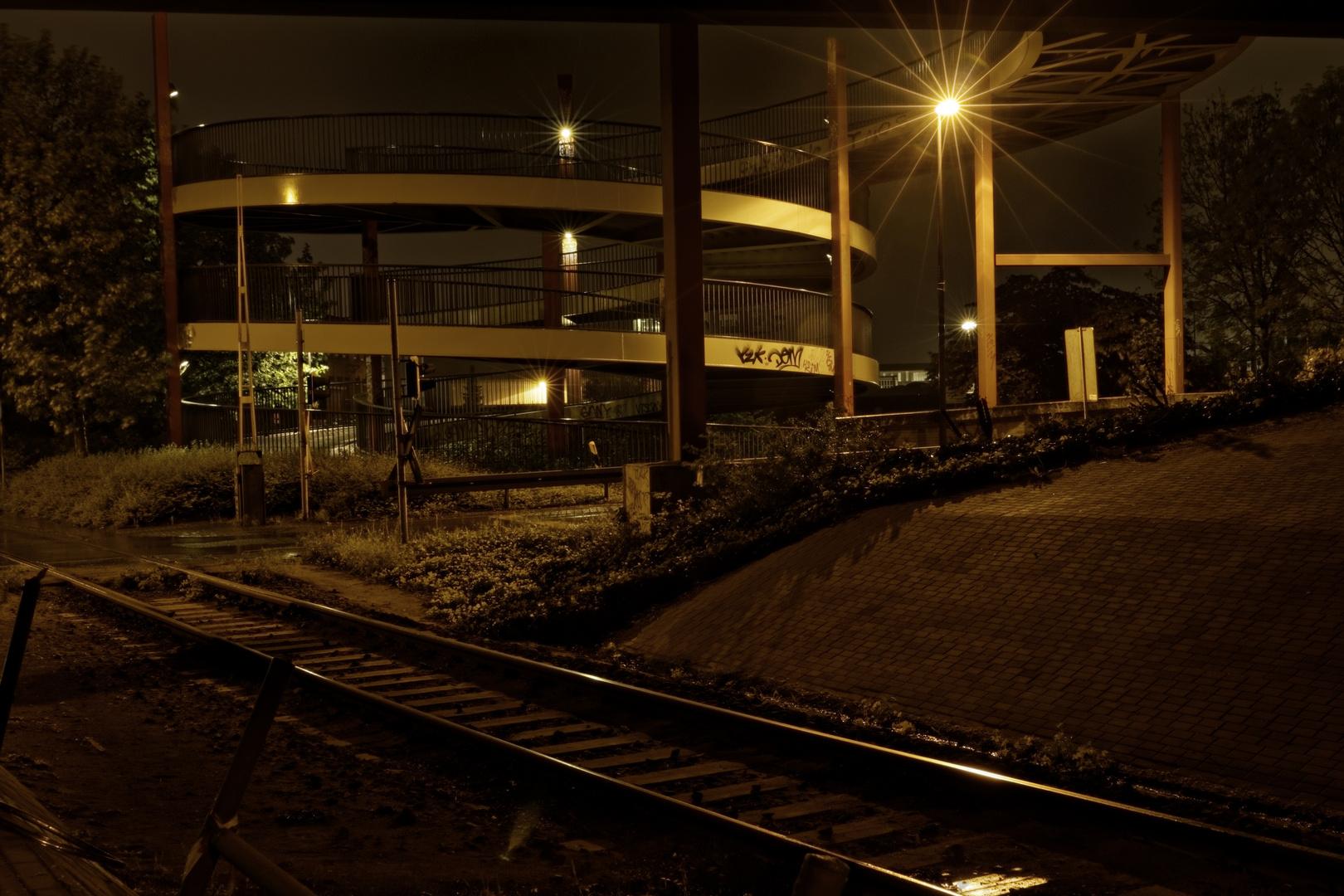 Nachts unter der OW3A