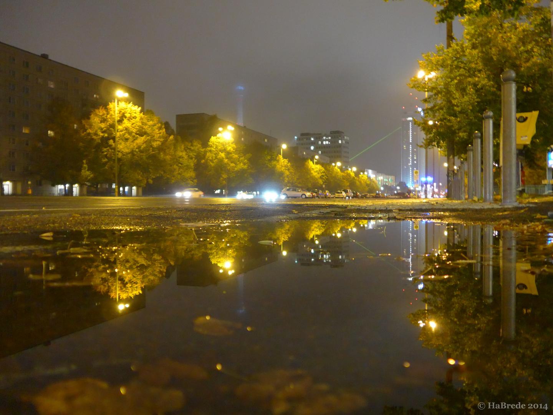 Nachts unterwegs in Berlin 2