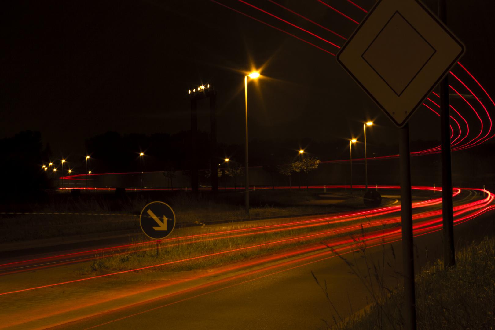 Nachtverkehr Flughafen Hannover